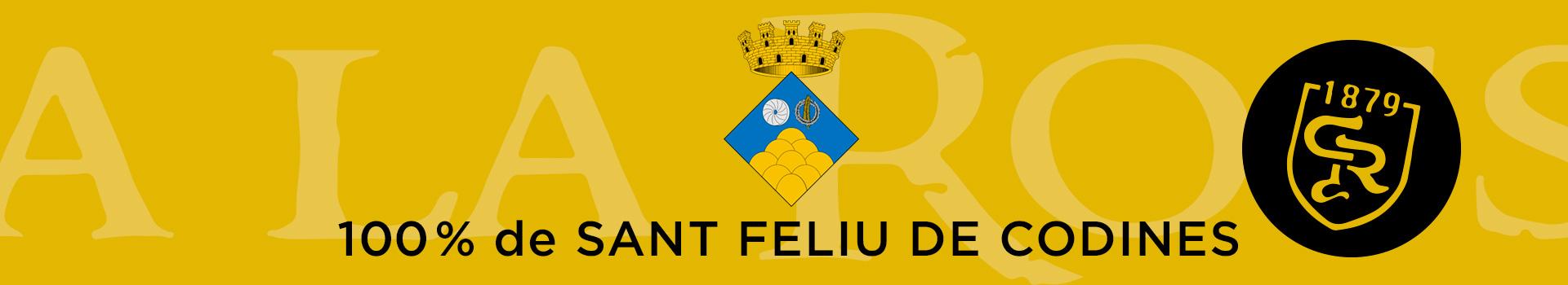 100% de Sant Feliu