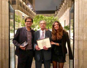 Premi de comerç centenari atorgat per la Generalitat de Catalunya