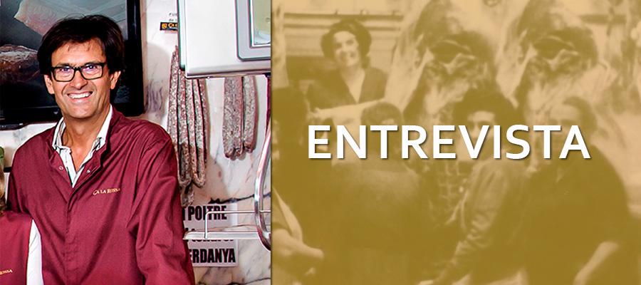 Entrevista a Josep Lloveras de Ca La Rossa